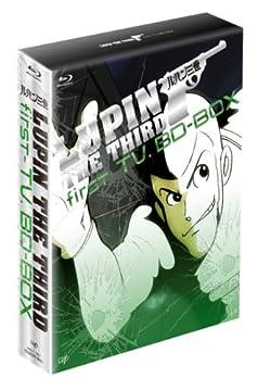 ルパン三世 first- TV. BD-BOX [Blu-ray]