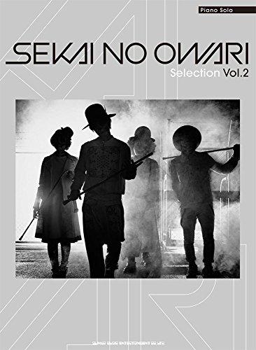 ピアノ・ソロ SEKAI NO OWARI Selectio...