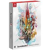 Xenoblade2 Collector's Edition (ゼノブレイド2 コレクターズ エディション) 【オリジナルマリオグッズが抽選で当たるシリアルコード配信(2018/1/8注文分まで)】 - Switch