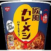日清欧風カレーメシ バター&ビーフ   1箱:6個入り