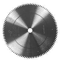 Popular Tools PT1210 Precision Trim Saw 12 Diameter 100T Teeth .087 Plate 1 Bore [並行輸入品]