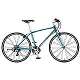 ミヤタ(MIYATA) クロスバイク カリフォルニアスカイ C ACSC388/418/468 ブルーシェイド 46cm