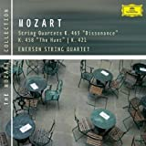 Mozart: String Quartets K. 465 Dissonance, K. 458 The Hunt, K. 421 (2005-05-03)