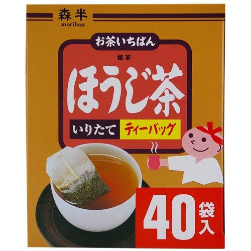 お茶いちばん ほうじ茶 いりたて 40包入