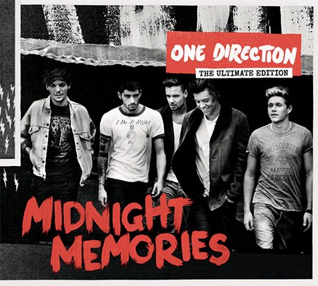 Midnight Memories (+4 Bonus Tracks Ultimate Edition)