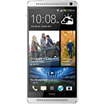 HTC One Max 803s SIMフリー (Android 4.3, 16GB, Silver, Unlocked, 5.9 inch, 1.7 GHz Quad Core, 2GB RAM)