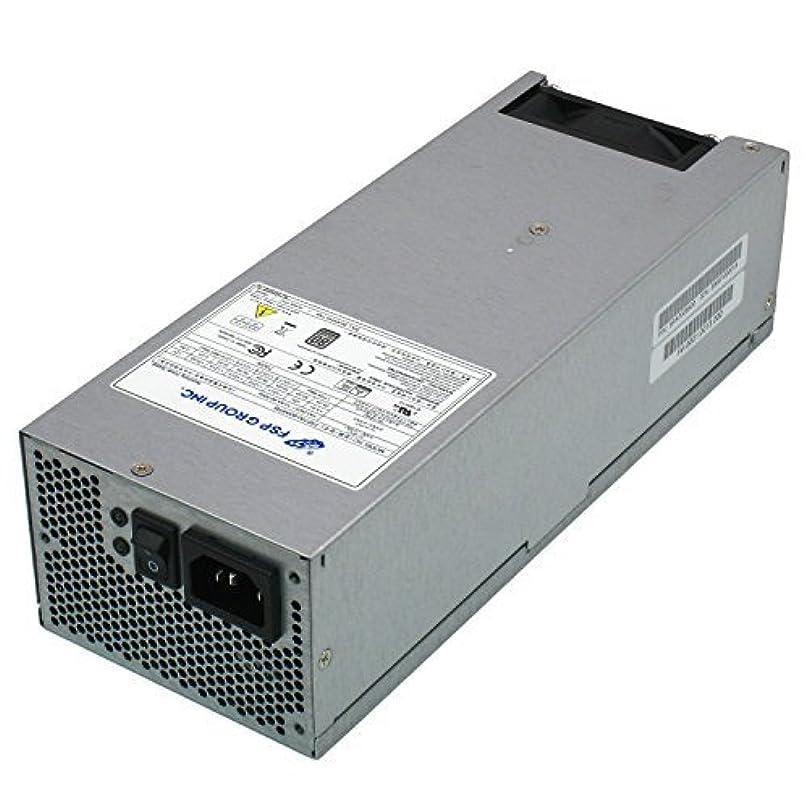 ジャングルバンジージャンプオープニングFSP Group 700W PMBus V1.2 ATX Power Supply Single 2U Size 80 Plus Platinum Certified for Rack Mount Case (FSP700-80WEPB) [並行輸入品]