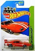 Hot Wheels HW Workshop '69 Dodge Charger Daytona 234250 2014 by Mattel