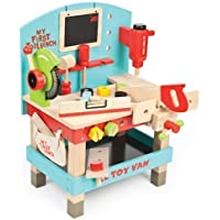 Le Toy Van My First Tool Bench [並行輸入品]
