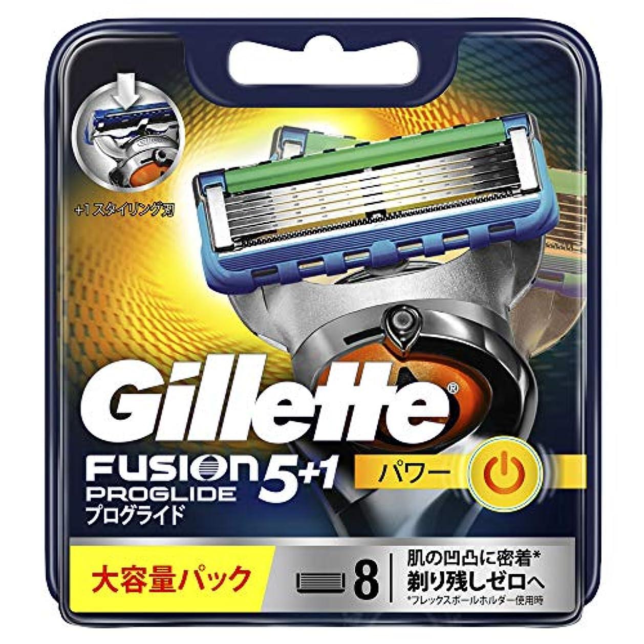 非効率的なハイブリッドモードジレット プログライド フレックスボール パワー 髭剃り 替刃 8コ入