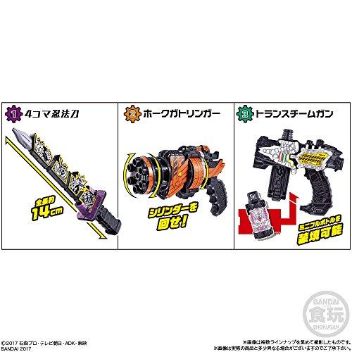 仮面ライダービルド ラクラクモデラー2nd 10個入 食玩・清涼菓子 (仮面ライダービルド)