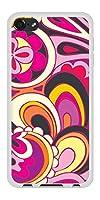 iPod touch6 TPU ソフトケース 586 ブローアップカラー 素材ホワイト【ノーブランド品】