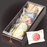 n マカロン 5個入 手提げ紙袋付き 個包装 天使がくれたマカロン ギフト お菓子 プチギフト お中元