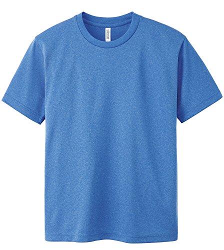 グリマー 4.4oz メッシュドライTシャツ