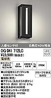 ODELIC(オーデリック) 【工事必要】 LEDエクステリアライト 人感センサ【モード切替型】 黒色:OG041712LC