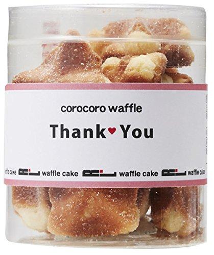 エール・エル プチコロコロ ( Thank You ) ミニサイズ コロコロワッフル クッキー