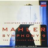 マーラー:交響曲第9番; ハルトマン:アダージョ