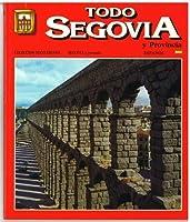 スペイン製 ガイドブック セゴビアのすべて TODO SEGOVIA スペイン語版 写真集 seu-seg-sp