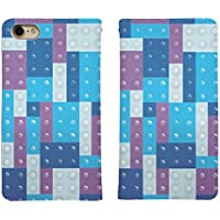 (カリーナ) Carine iPhoneX 手帳型 スマホケース スマホカバー bn014(G) レゴブロック 風 アイフォンX スマートフォン スマートホン 携帯 ケース アイホンX 手帳 ダイアリー スマフォ カバー