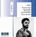 ヴェルディ : オペラ 「アイーダ」 (Verdi : Aida   Beniamino Gigli, Maria Caniglia, Ebe Stignani, Armando Borgioli, Thomas Beecham) (2cd) [輸入盤] ユーチューブ 音楽 試聴