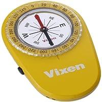 Vixen コンパス オイル式コンパス LEDコンパス イエロー 43022-2