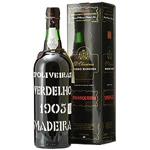 ドリヴェイラ マデイラ ヴェルデーリョ 1905年 [ポルトガル/白ワイン/辛口/フルボディ/1本]