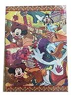 香港ディズニー限定 クリアファイル