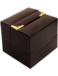 [シアーズ] リング 指輪 ケース 箱 ジュエリー ボックス BOX アクセサリー 用品 ワインレッド ca-770rs-red