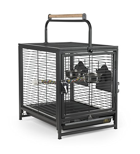 [해외]PrevuePet 새장 미리 애완 동물 PrevuePet 새장 겸 버드 캐리 여행 캐리어 1307/PrevuePet birdcage preview pet PrevuePet bird cage | bird carry travel carrier 1307