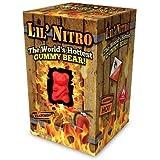 Youtubeで話題のたったひとつで9万スコヴィル ! 世界一辛いグミ LiL'NITRO The World's Hottest GUMMY BEAR 3g×1個入り【いたずら厳禁】