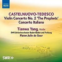 Tedesco: Violin Concertos No 2