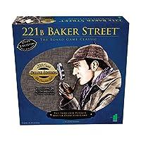 John N. Hansen Co. 221B Baker Street The Master Detective board Game Deluxe Edition ベイカーストリートマスター探偵ボードゲームデラックスエディション英語版 [並行輸入品]