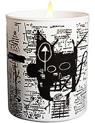 ジャン ミシェル バスキア リターン オブ ザ セントラル フィギュア キャンドル(Jean-Michael Basquiat Perfumed Candle