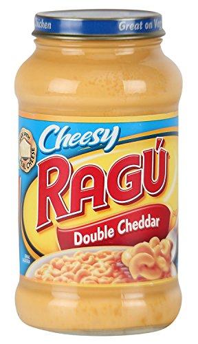 ラグー チェダーチーズ 453g