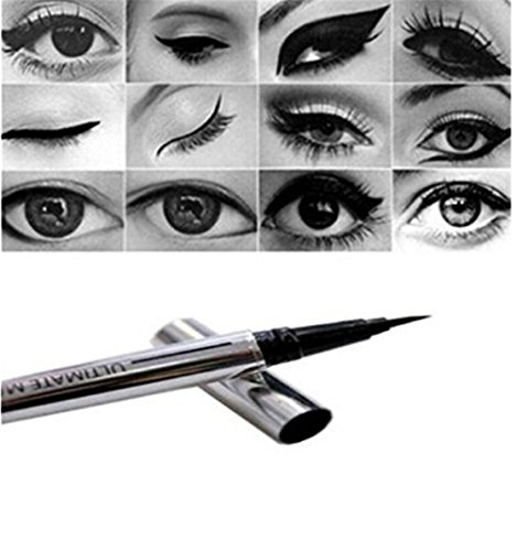 LZROL 美容女性防水アイライナーリキッドアイライナーペン鉛筆メイク化粧品