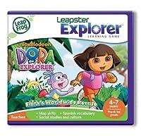 Dora the Explorer Leapfrog Leapster Explorer Learning Game [並行輸入品]