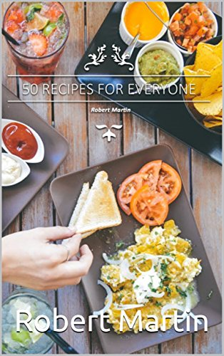 50 Recipes For Everyone (English Edition)