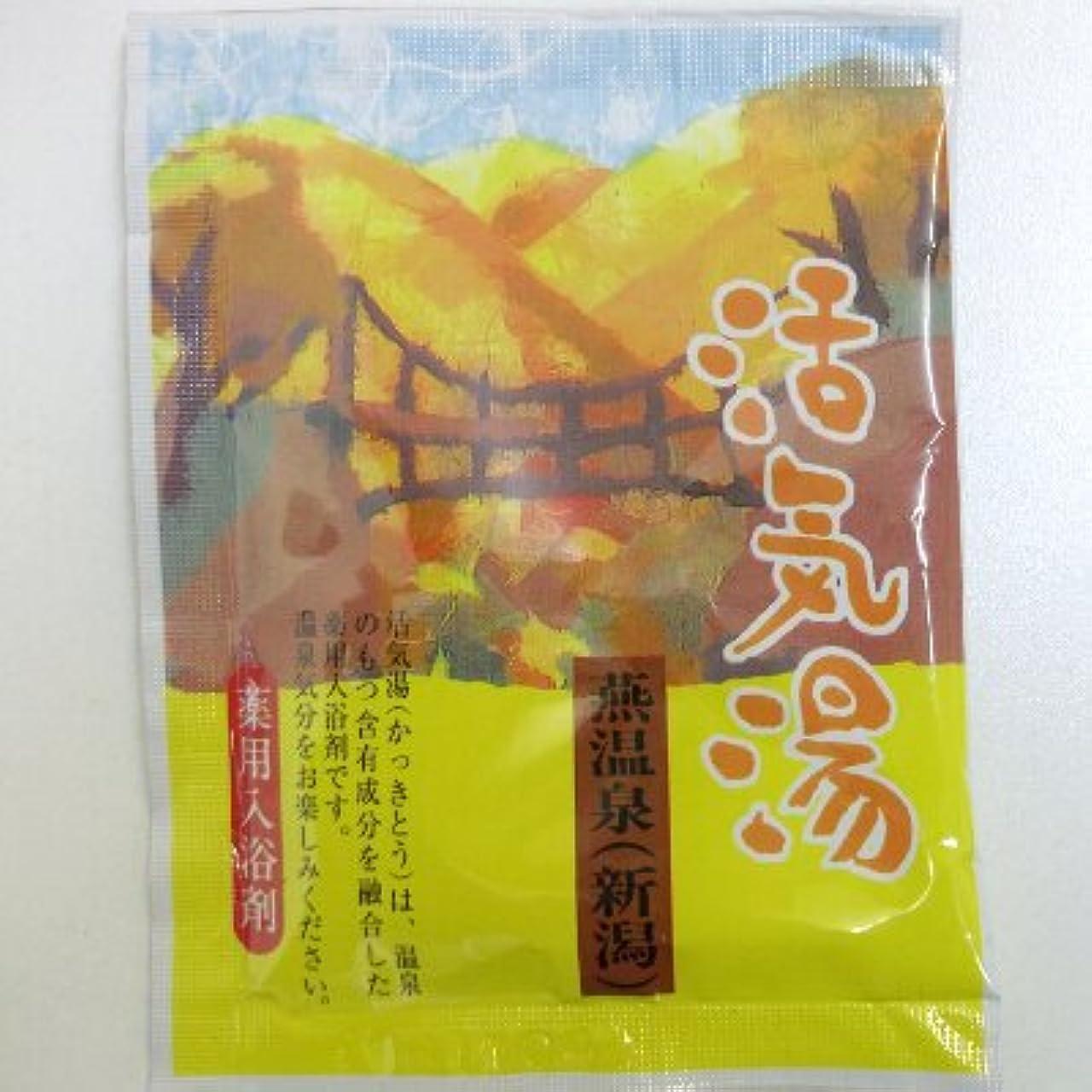 キャリッジ春表現活気湯 燕温泉(シトラス)