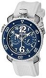 [ガガミラノ]GAGA MILANO 腕時計 CHRONO SPORTS 45MM ネイビー文字盤 100m防水 7010.01 メンズ 【並行輸入品】