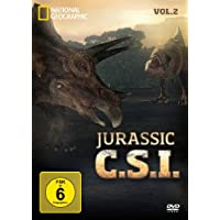 National Geographic: Jurassic C.S.I. Vol. 2