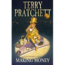 Making Money: (Discworld Novel 36) (Discworld series)
