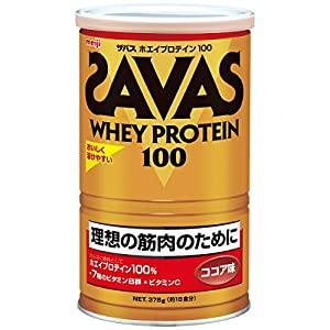 明治 SAVAS(ザバス) ホエイプロテイン1...の関連商品2