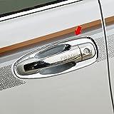 ランドクルーザープラド150系 アクセサリー カスタム パーツ PRADO ドアハンドルプロテクター ドアハンドルカバー FB012