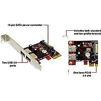 Addonics 2ポートUSB 3.0PCI ExpressコントローラCA