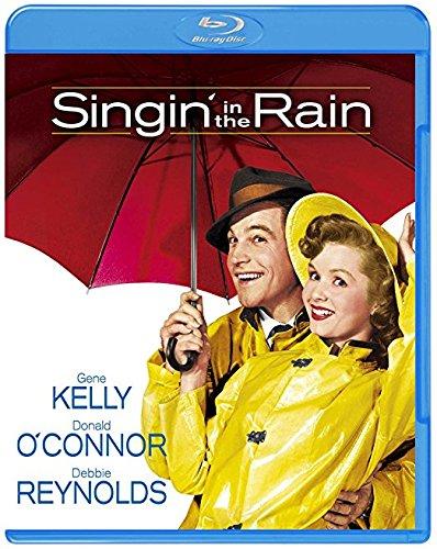 雨に唄えば 製作60周年記念リマスター版 [WB COLLECTION][AmazonDVDコレクション] [Blu-ray]