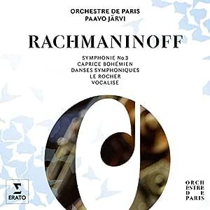 ラフマニノフ:交響曲第3番、カプリッチョ・ボヘミアン 他