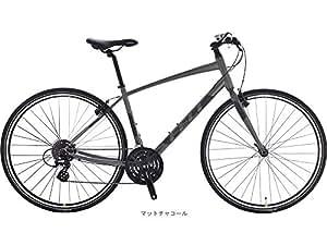 FELT(フェルト) 2018 VERZA SPEED 50 クロスバイク <マットチャコール 470> 9484570