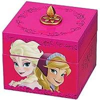 Disney Frozen Anna And Elsa Musical記念品ボックス[ピンク] ( Mr。クリスマス)