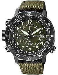 [シチズン]CITIZEN 腕時計 PROMASTER プロマスター ランド エコ・ドライブ アルティクロン BN4046-10X メンズ