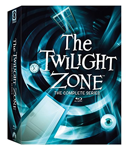 Twilight Zone: The Complete Series [Blu-ray] [Import]の詳細を見る